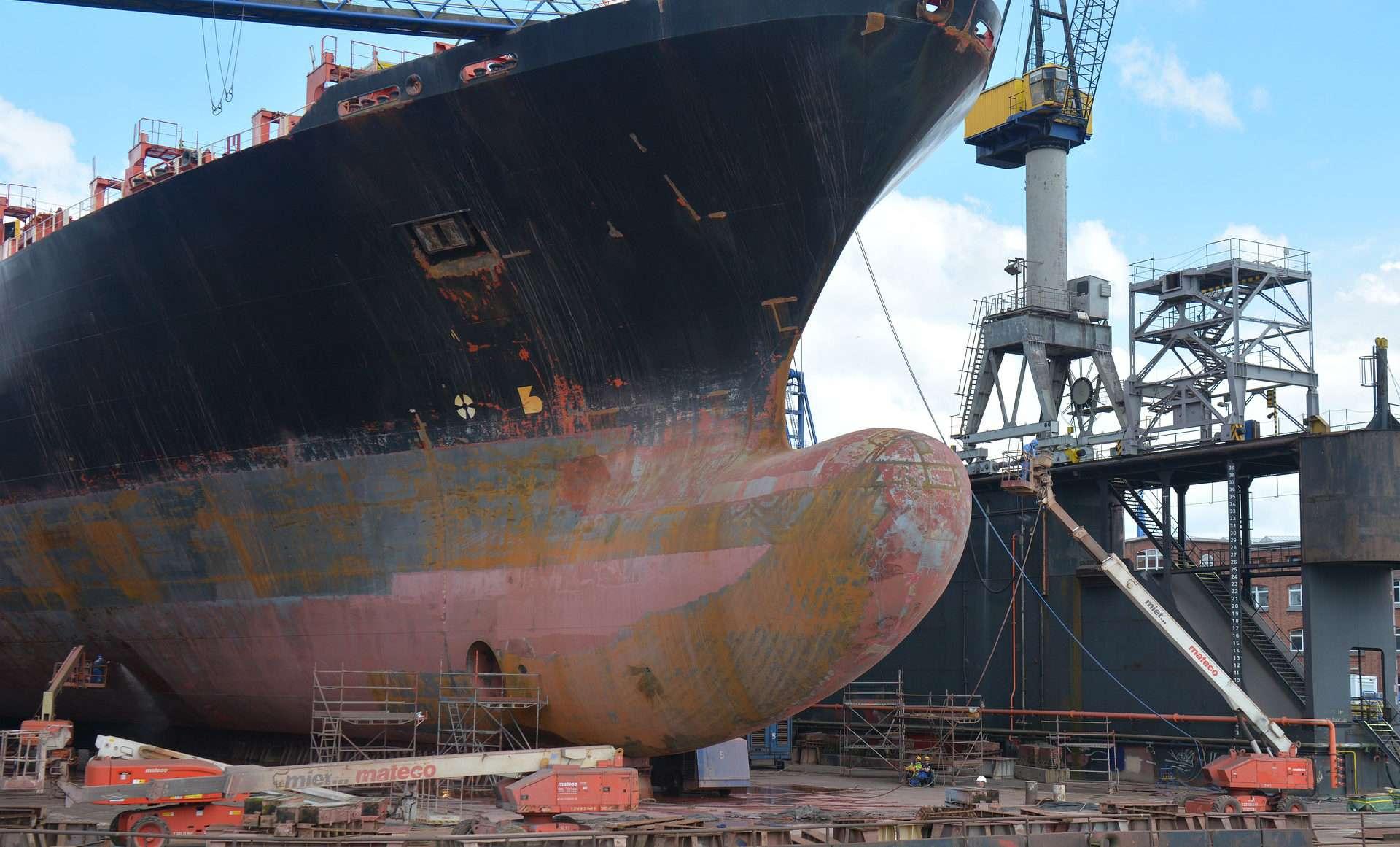 alteração de embarcações