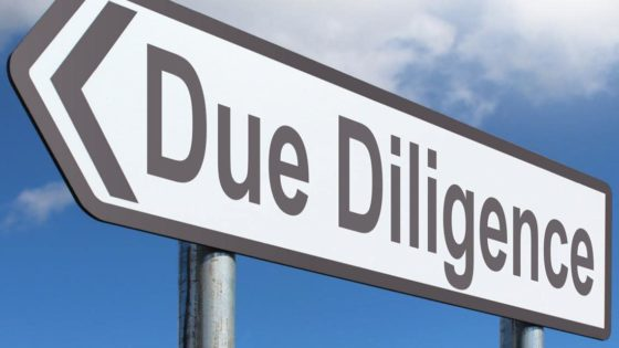 Due Diligence - Placa