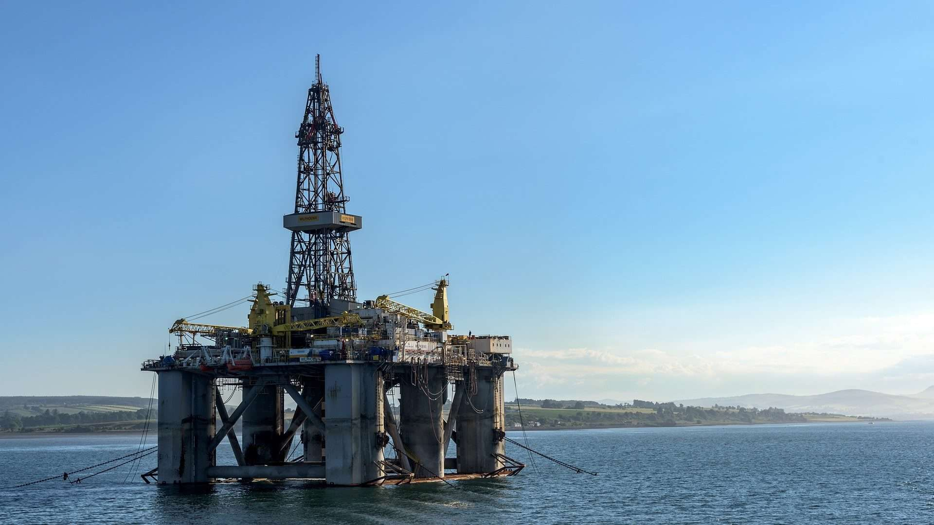 Eventos da Indústria do Petróleo e Gás