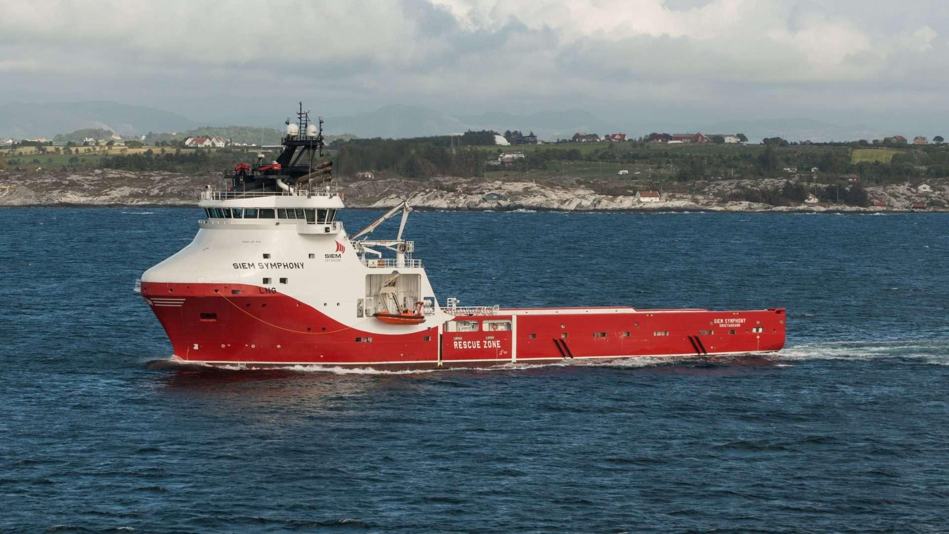 Embarcação de Apoio