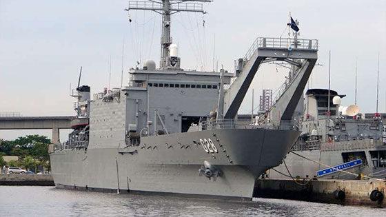 Mattoso Maia – Brazilian Navy