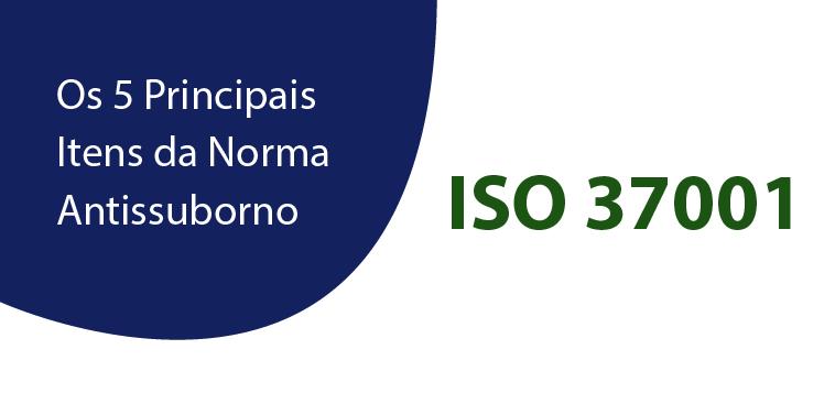 Norma ISO 37001 Antissubornro